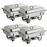 Chafing Dish 4 Pack
